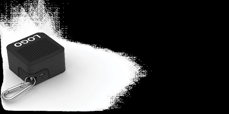 Jet - promotional bluetooth speaker