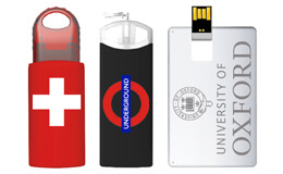 Flash Drives by Industry