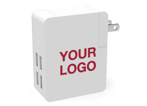Latitude - USB Travel Charger