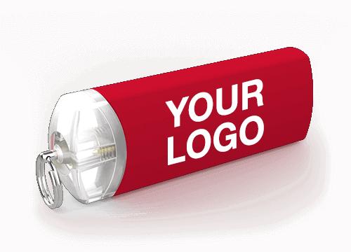 Gyro - USB Flash Drive Logo