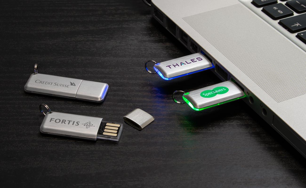 Halo - Custom USB