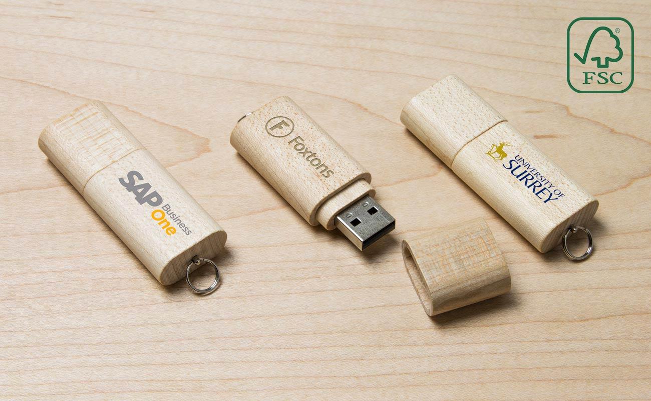 Nature - Custom USB