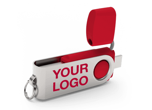 Twister Go - Personalized USB