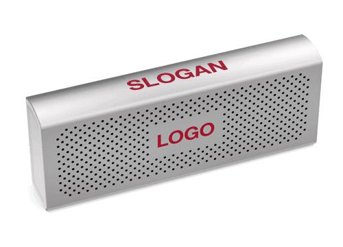 Ace - branded speaker