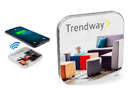 Edge - Personalized Wireless Charger