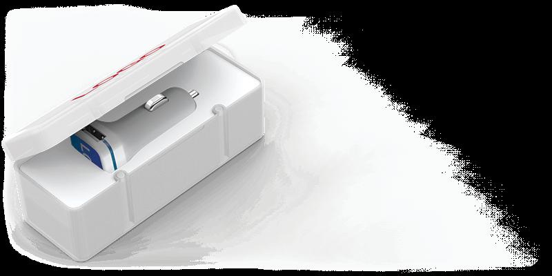 Vista - custom car chargers