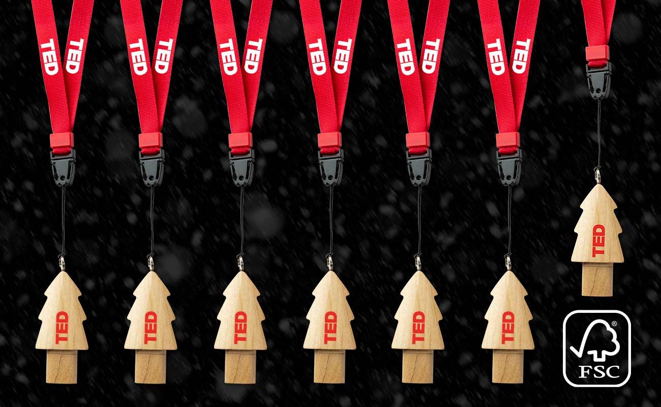 Christmas - Custom USB