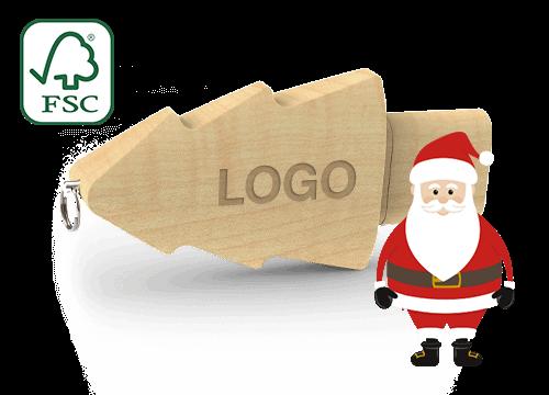 Christmas - Personalised USB