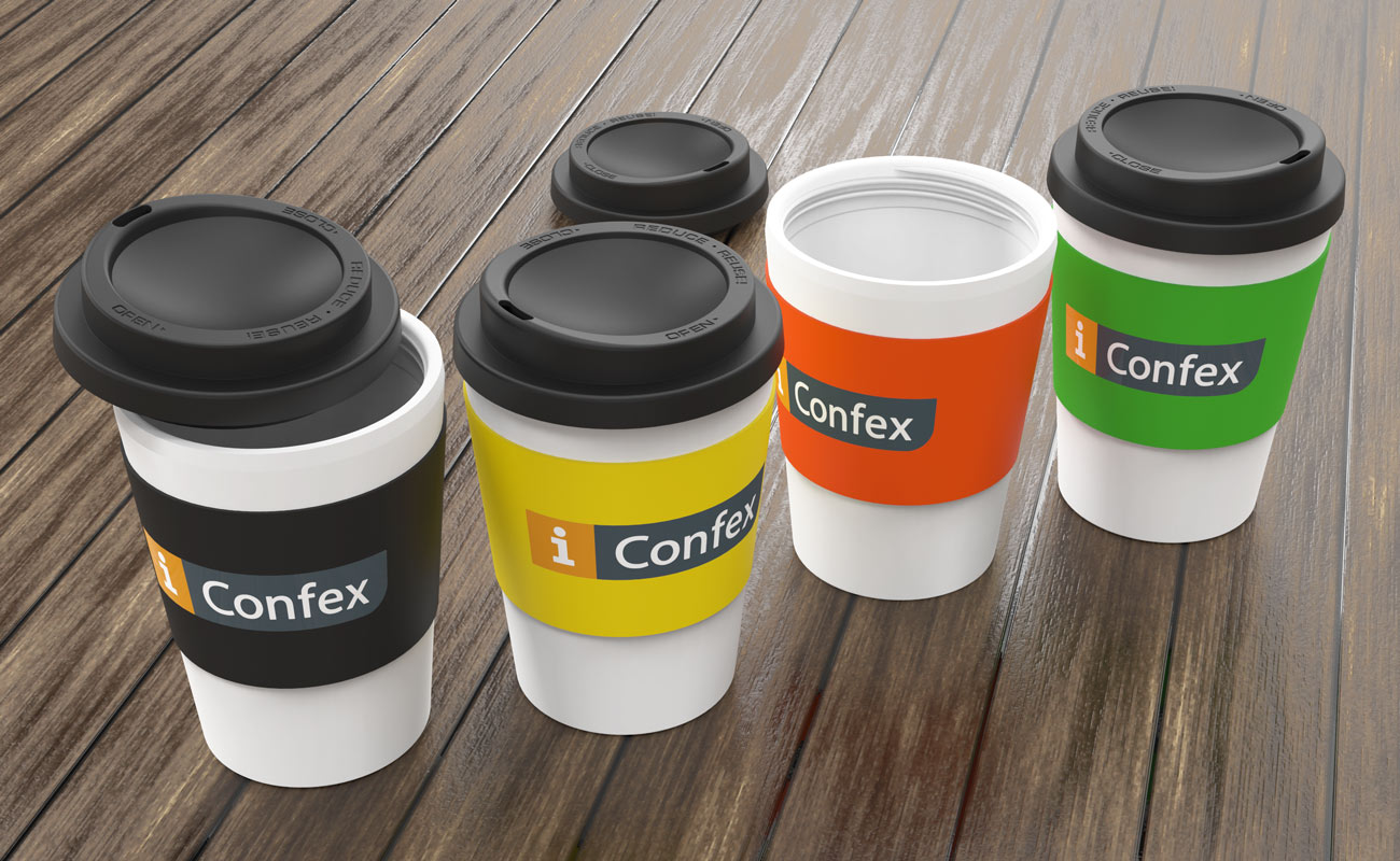 Java - Promotional Travel Cups