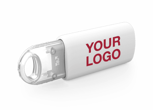 Kinetic - USB Flash Drive Logo