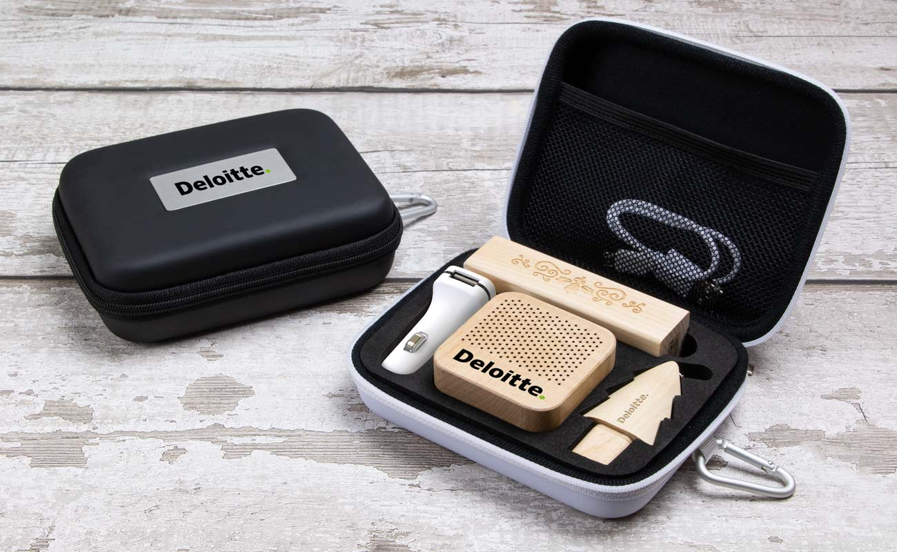 Noel L - Custom USB, power bank branded, custom car chargers and promotional bluetooth speaker