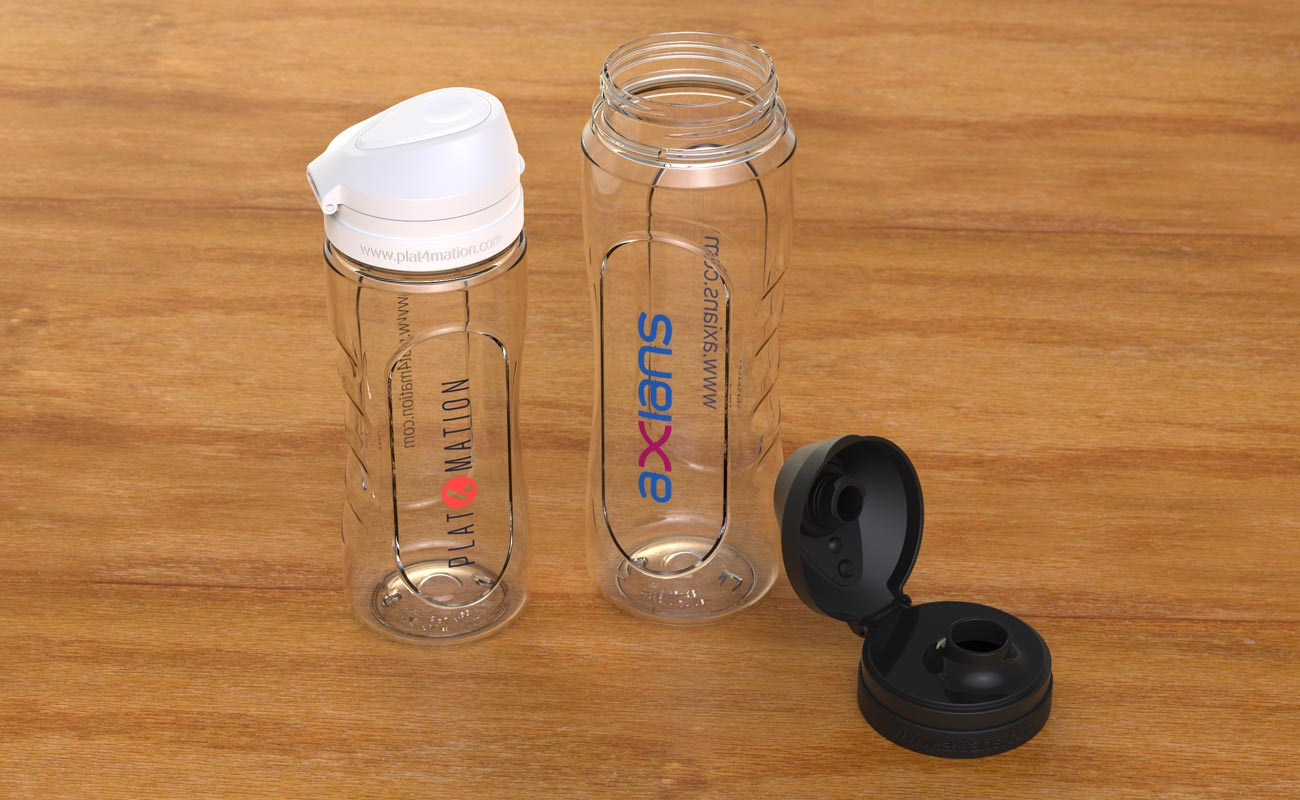 Pacific - Personalised Water Bottles