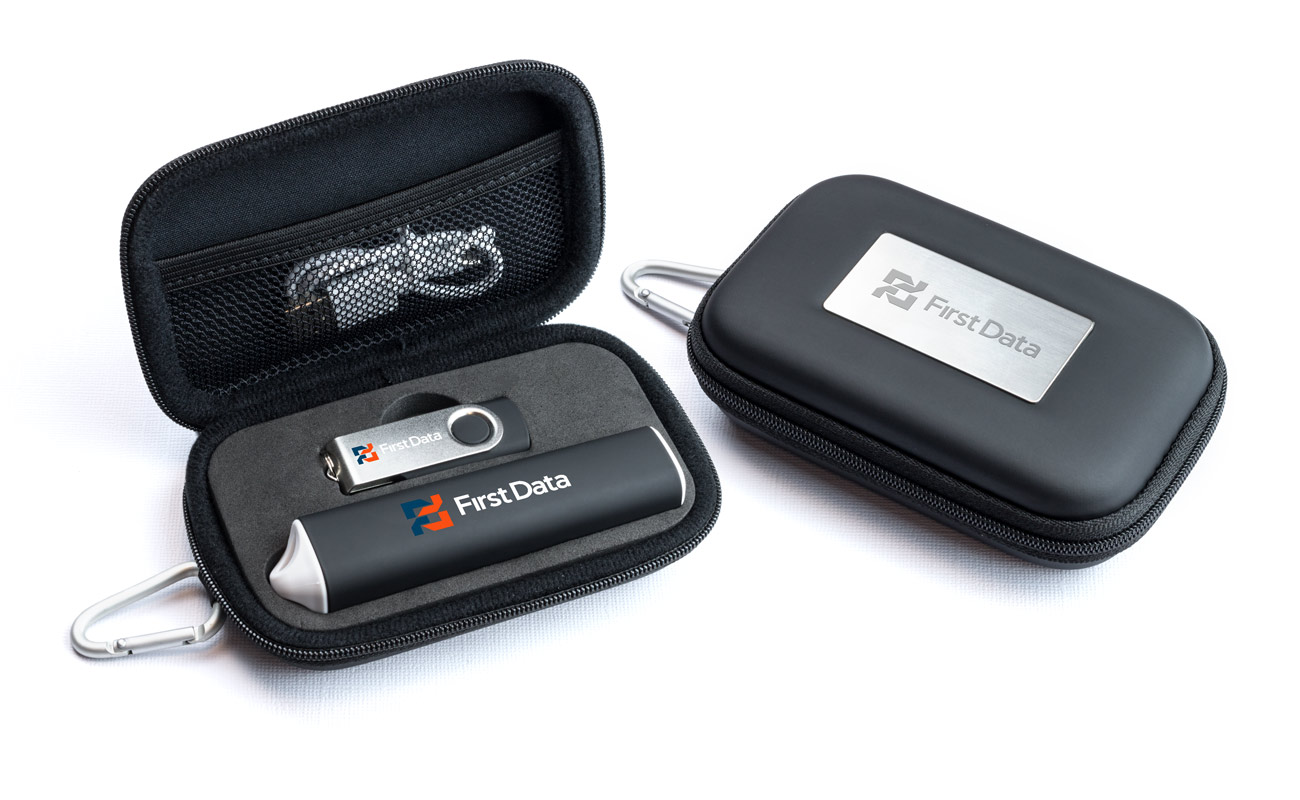 Pure S - Custom USB and power bank branded