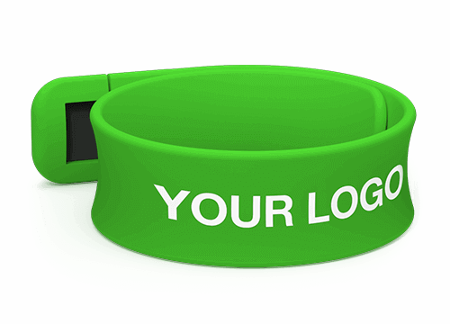 Slap - Custom USB Wristband