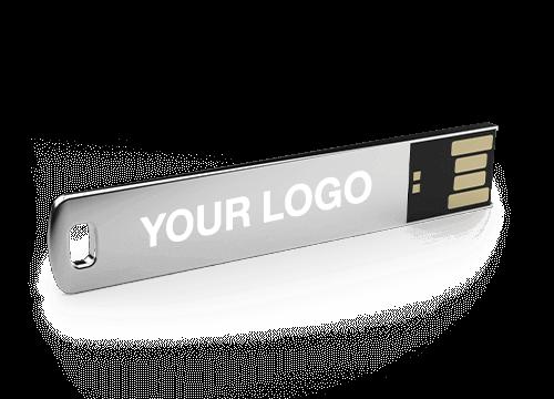 WalletStick - USB Flash Drive Logo